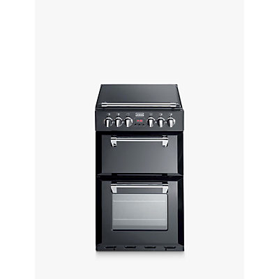 Image of Stoves Richmond 550E Electric Mini Range Cooker, Black