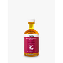 Buy REN Moroccan Rose Otto Bath Oil, 100ml Online at johnlewis.com