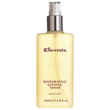 Buy Elemis Skincare Rehydrating Ginseng Toner Online at johnlewis.com