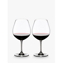 Buy Riedel Vinum Pinot Noir Wine Glasses, Set of 2 Online at johnlewis.com