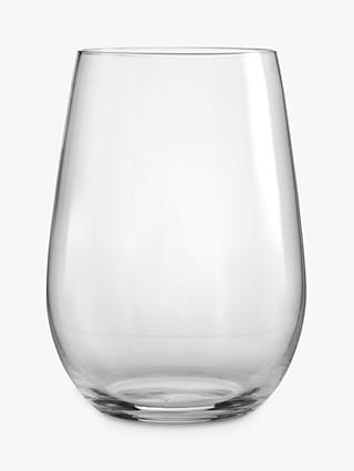 Riedel 'O' Riesling/ Sauvignon Stemless Glass, Set of 2, 355ml, Clear