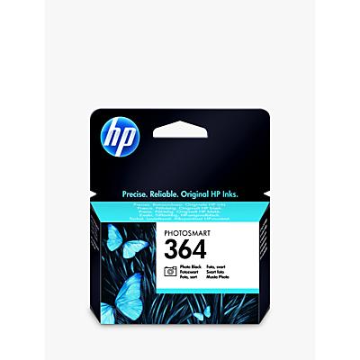 Image of HP 364 Photo Printer Cartridge, Photo Black, CB317EE