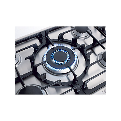 Buy Miele KM2032 Gas Hob, Stainless Steel Online at johnlewis.com