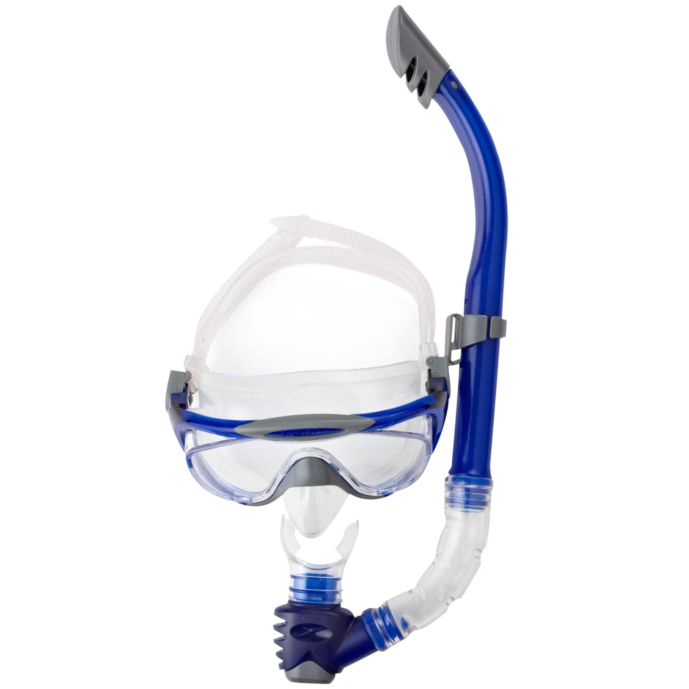 Speedo Speedo Glide Mask & Snorkel Set, One Size