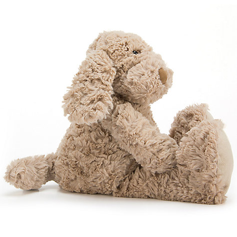 Buy Jellycat Long Legs Skiffles Dog Soft Toy, Medium, Brown Online at johnlewis.com