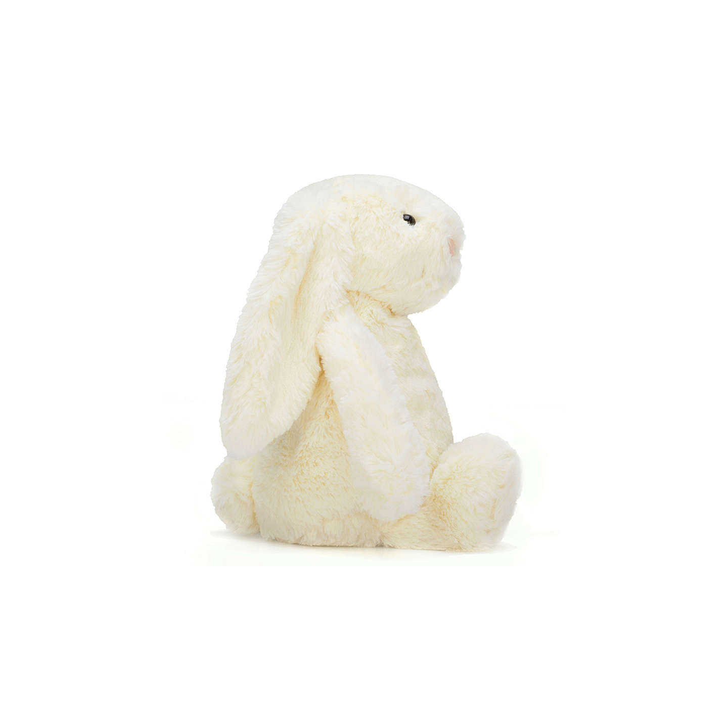 BuyJellycat Bashful Bunny Soft Toy, Medium, Cream Online at johnlewis.com
