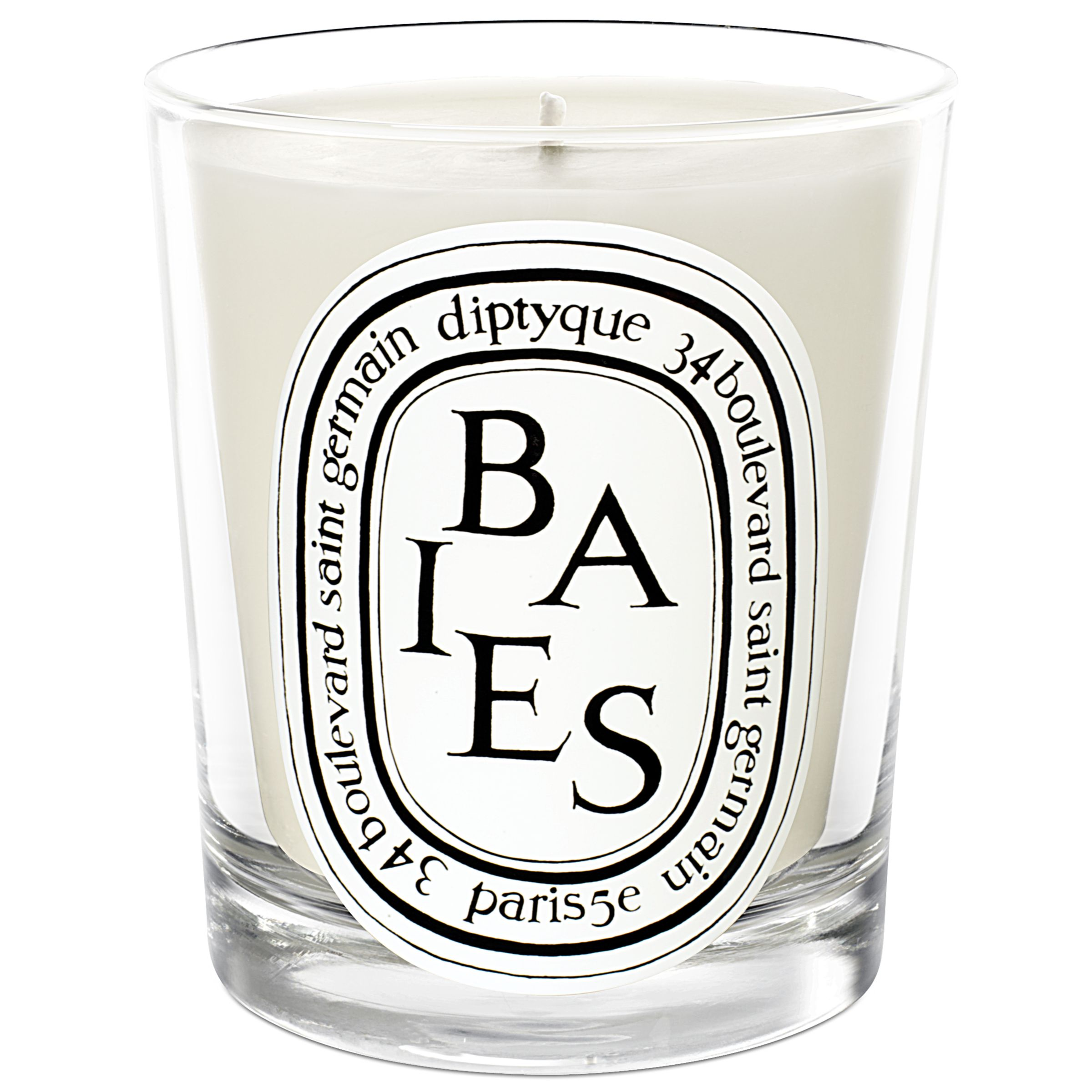 Diptyque Baies Scented Candle, 20g