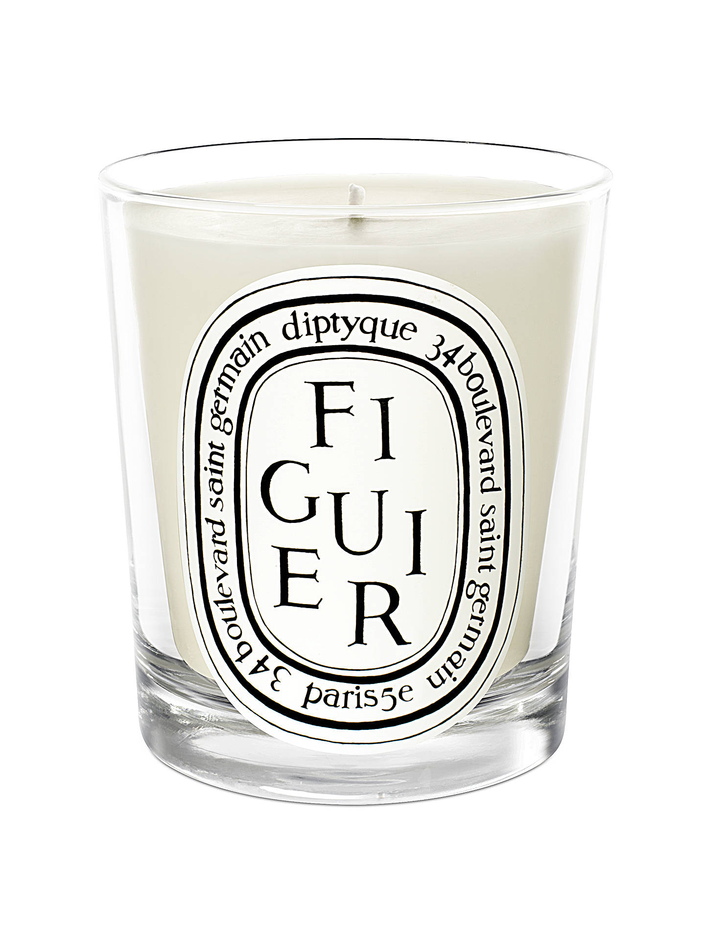 BuyDiptyque Figuier Scented Candle, 190g Online at johnlewis.com