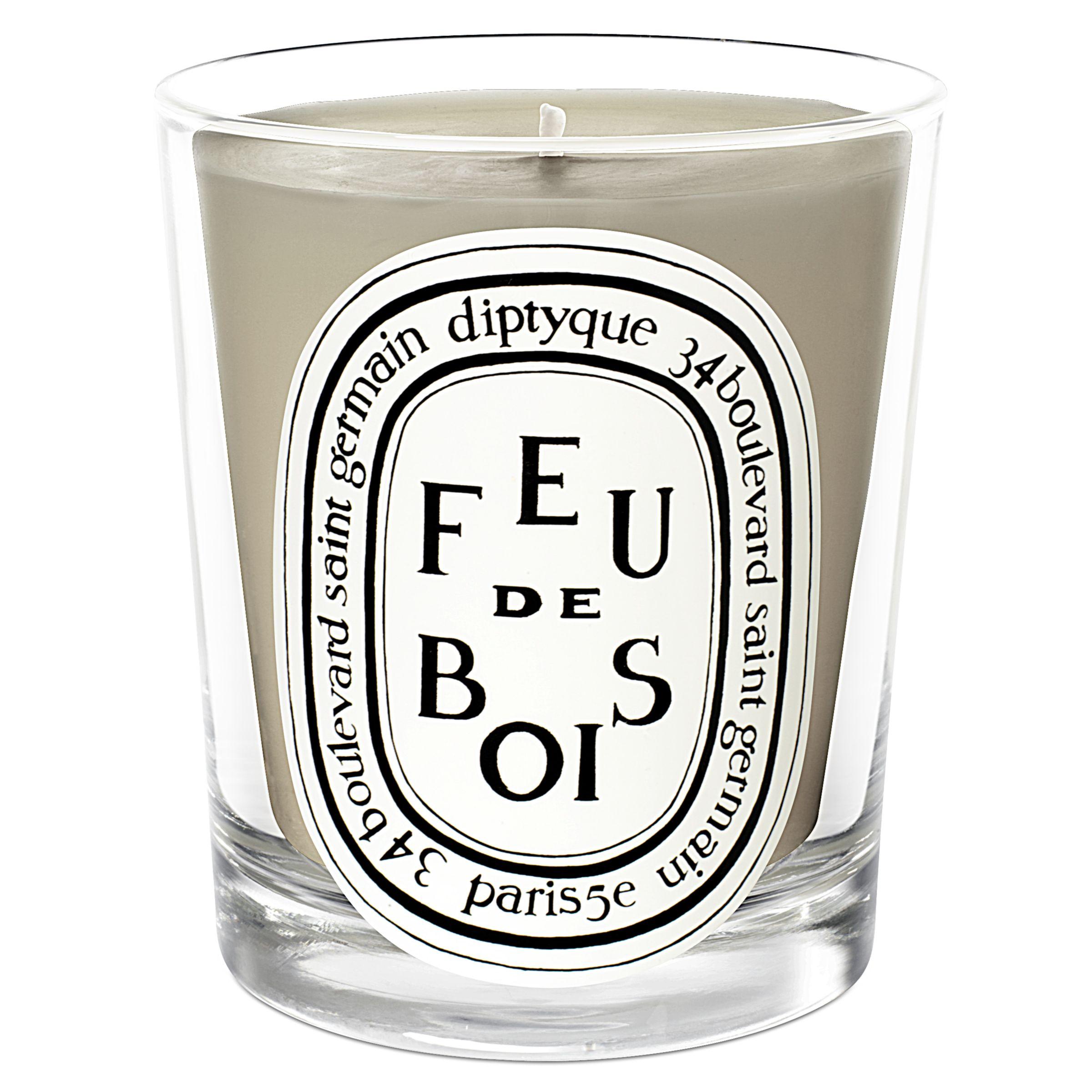 Diptyque Diptyque Feu de Bois Scented Candle, 190g