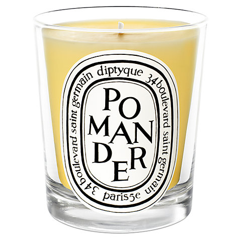 Buy Diptyque Pomander Scented Candle, 190g Online at johnlewis.com