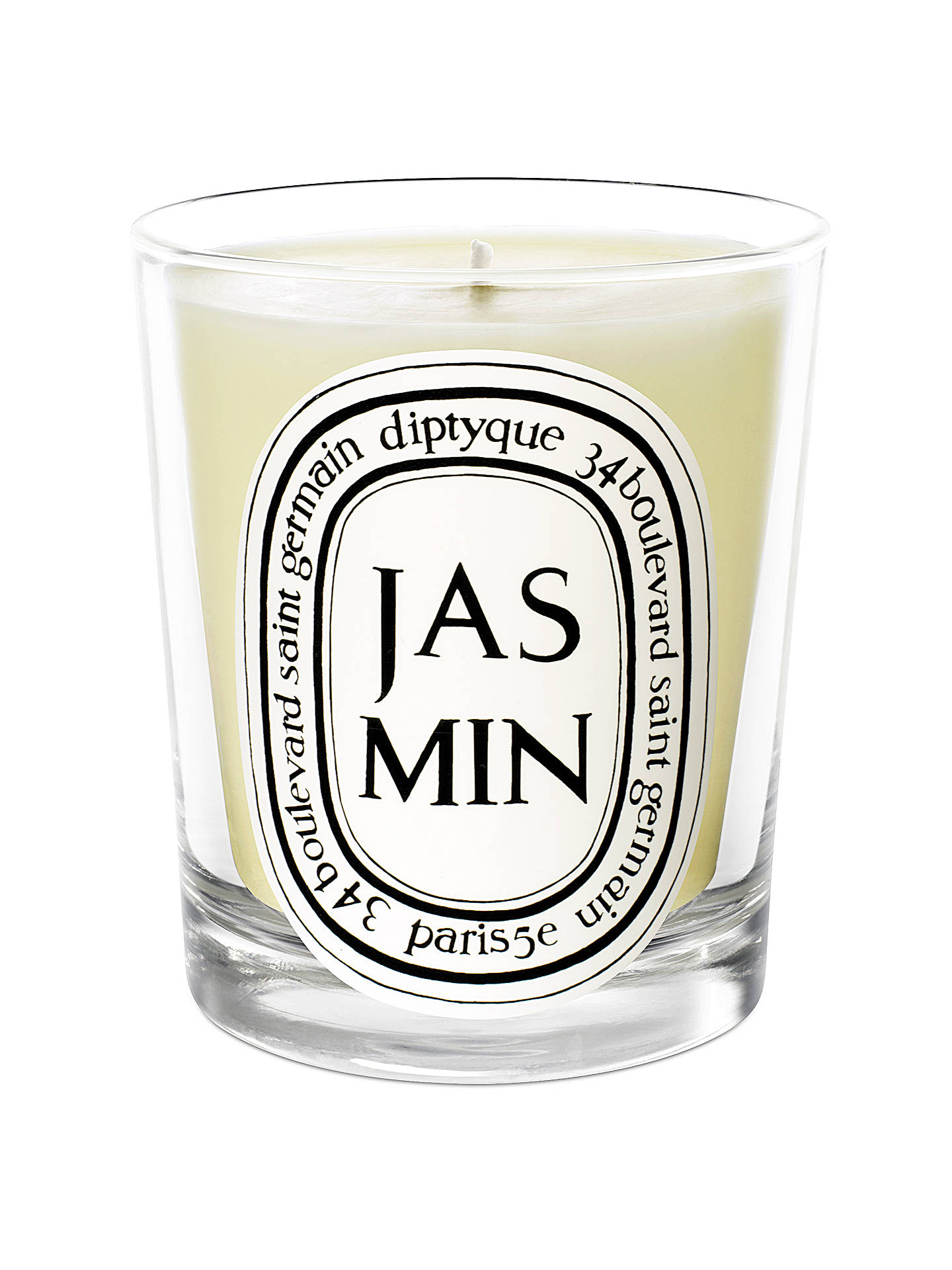 Buy Diptyque Jasmin Scented Candle, 190g Online at johnlewis.com