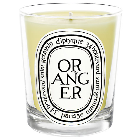 Buy Diptyque Oranger Scented Candle, 190g Online at johnlewis.com
