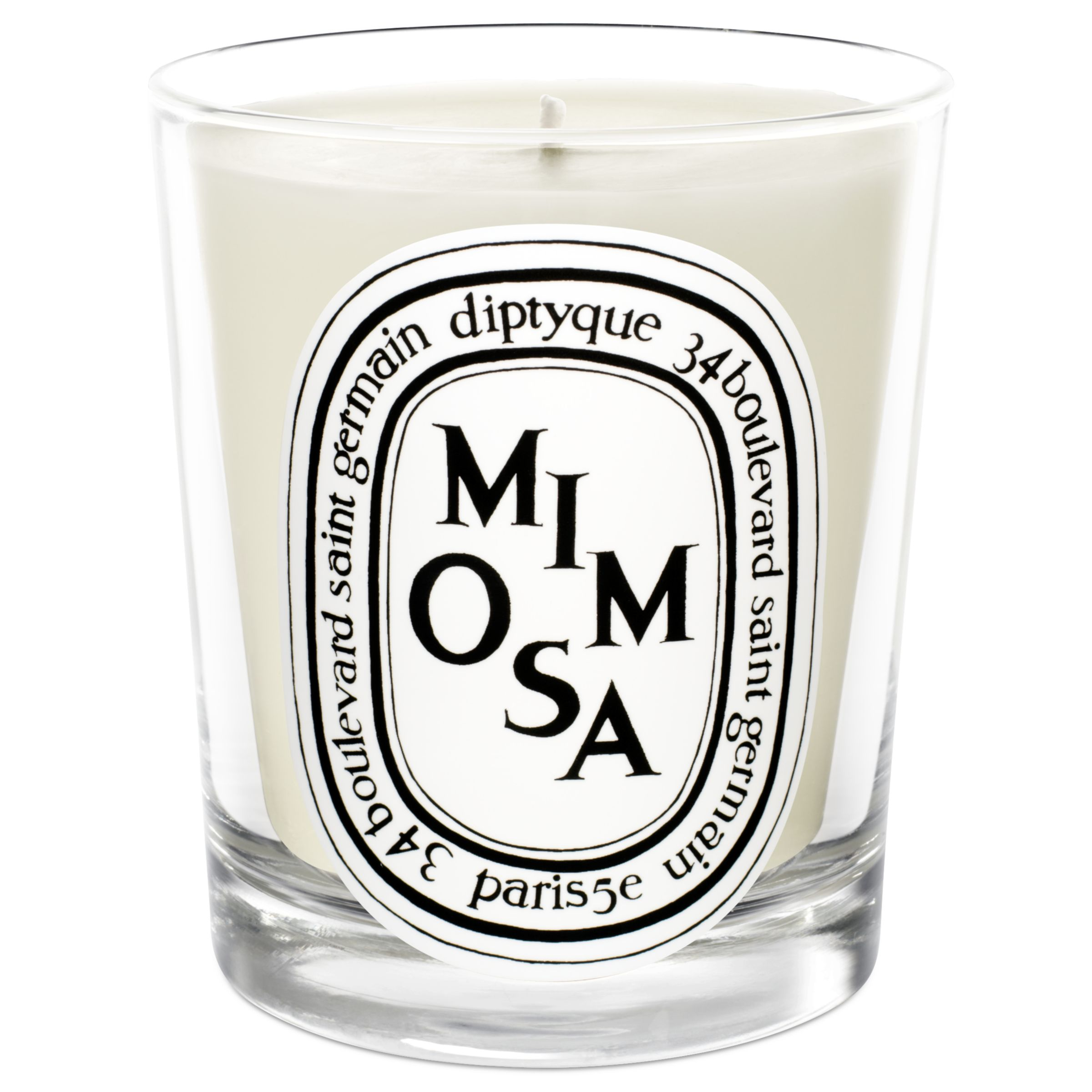 Diptyque Diptyque Mimosa Scented Candle, 190g