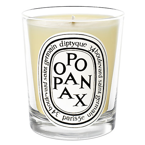 Buy Diptyque Opoponax Scented Candle, 190g Online at johnlewis.com
