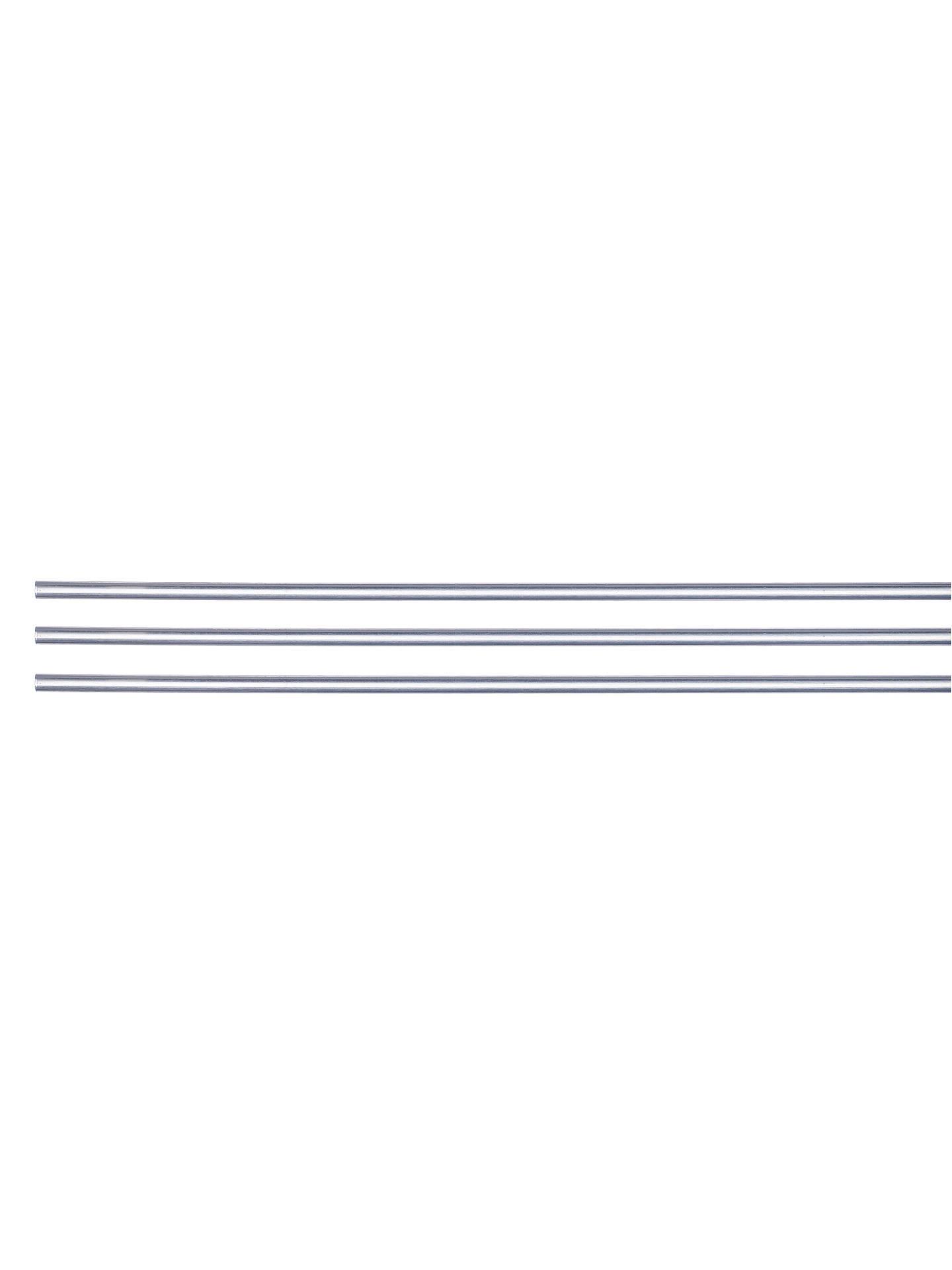 Rufflette Roman Blind Rods Pack Of 4 At John Lewis Amp Partners