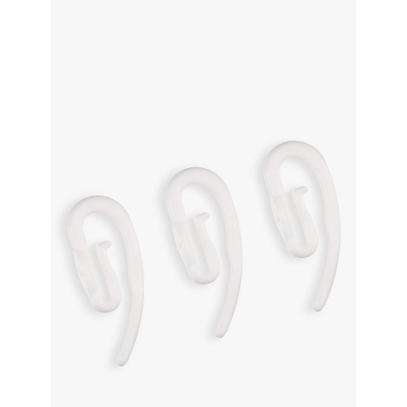 Plastic Curtain Hooks India