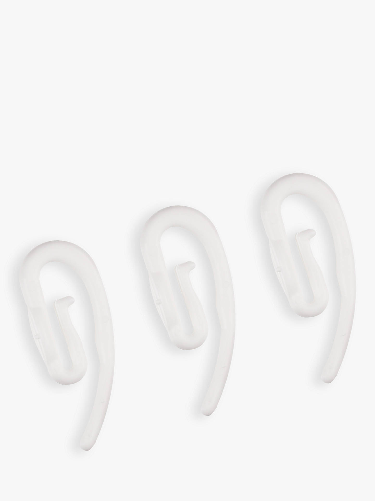 BuyJohn Lewis & Partners Curtain Hooks, Pack of 75 Online at johnlewis.com