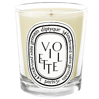 Diptyque Violette Scented Candle, 190g