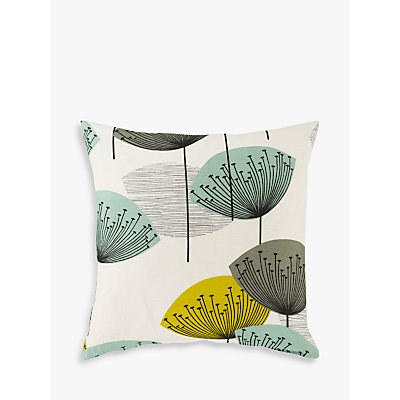 Sanderson Dandelion Clocks Cushion