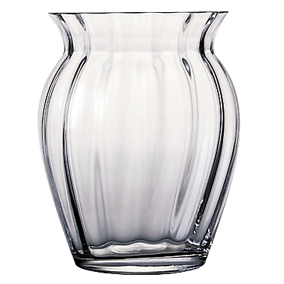 Dartington Crystal Florabundance Tulip Vase