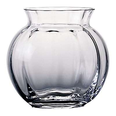 Dartington Crystal Florabundance Anemone Posy Vase