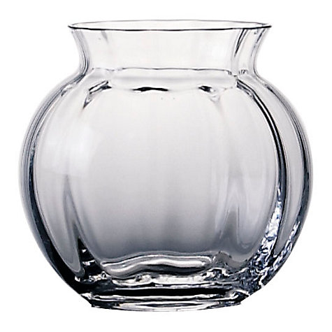 Buy Dartington Crystal Florabundance Anemone Posy Vase Online at johnlewis.com