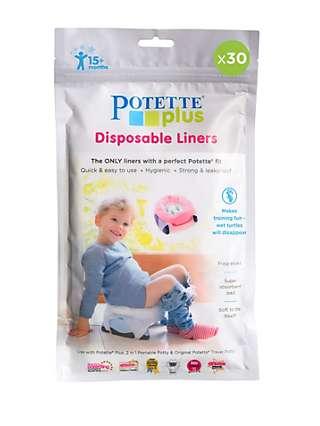 2edac24e6b6 Potette Plus Travel Potty Liners