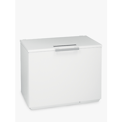 John Lewis JLCH300 Chest Freezer A Energy Rating 106cm Wide White