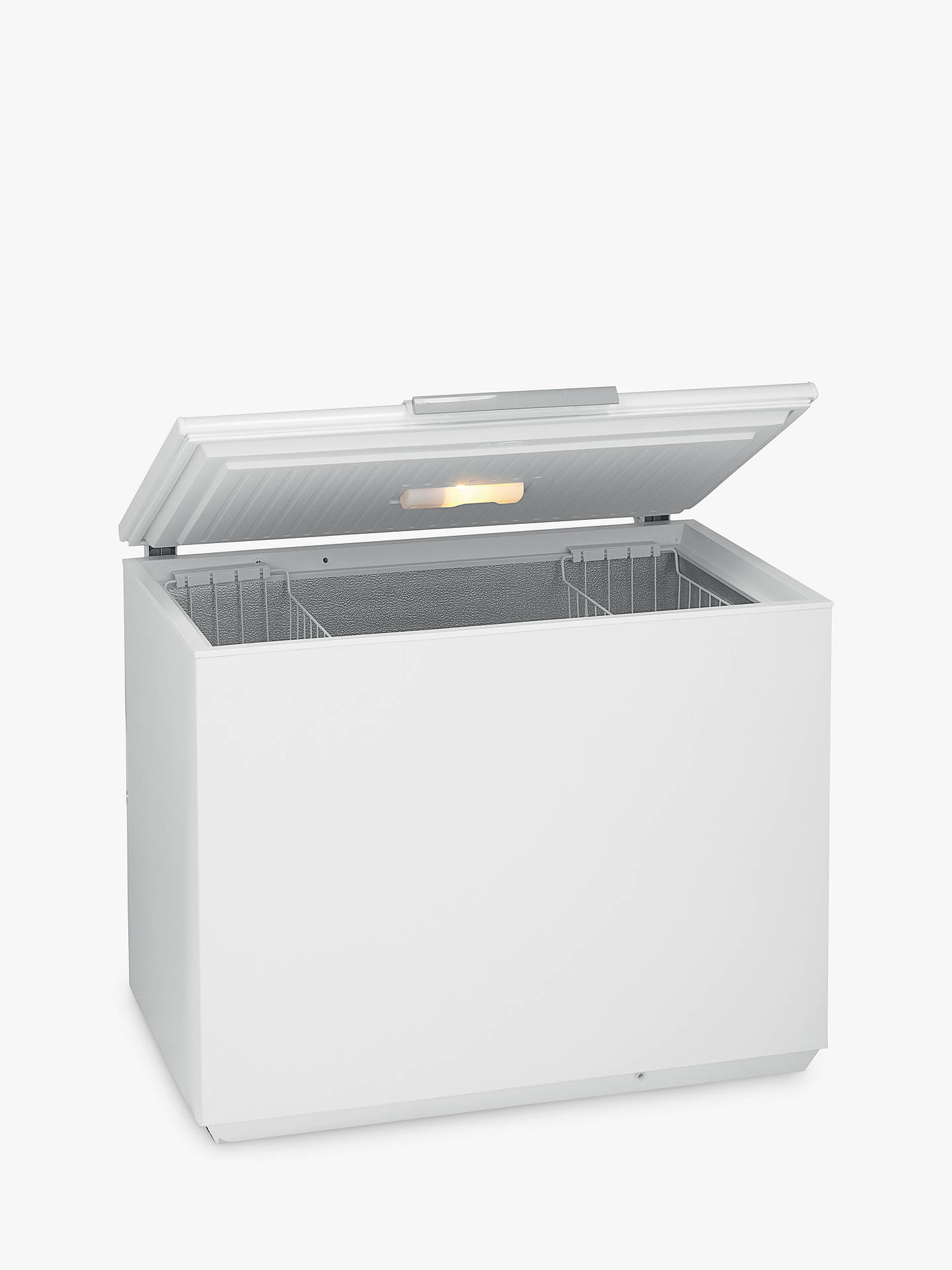 BuyJohn Lewis & Partners JLCH300 Chest Freezer, A+ Energy Rating, 106cm Wide, White Online at johnlewis.com