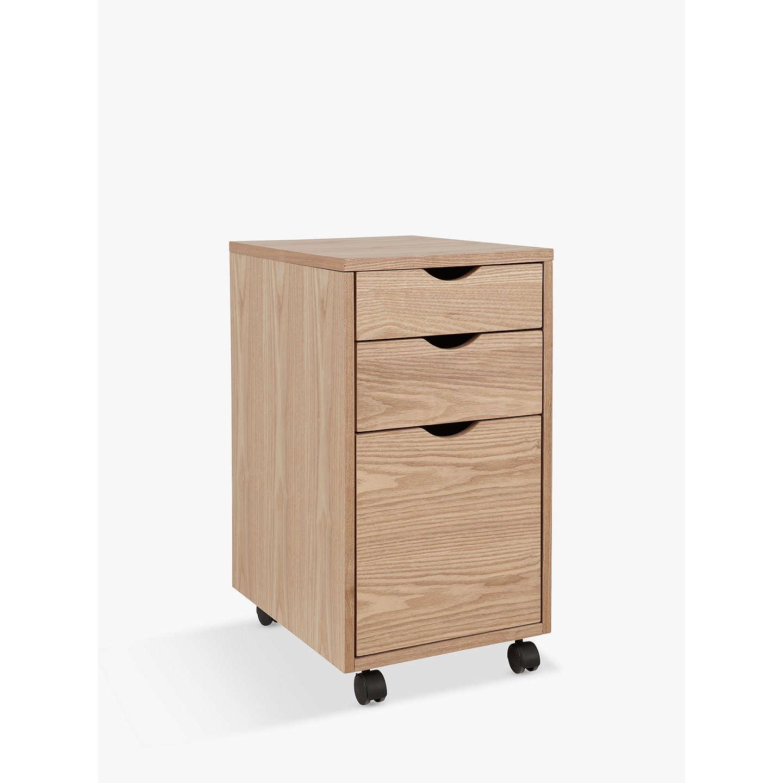 Amazing BuyJohn Lewis Loft Filing Cabinet, Ash Online At Johnlewis.com ...