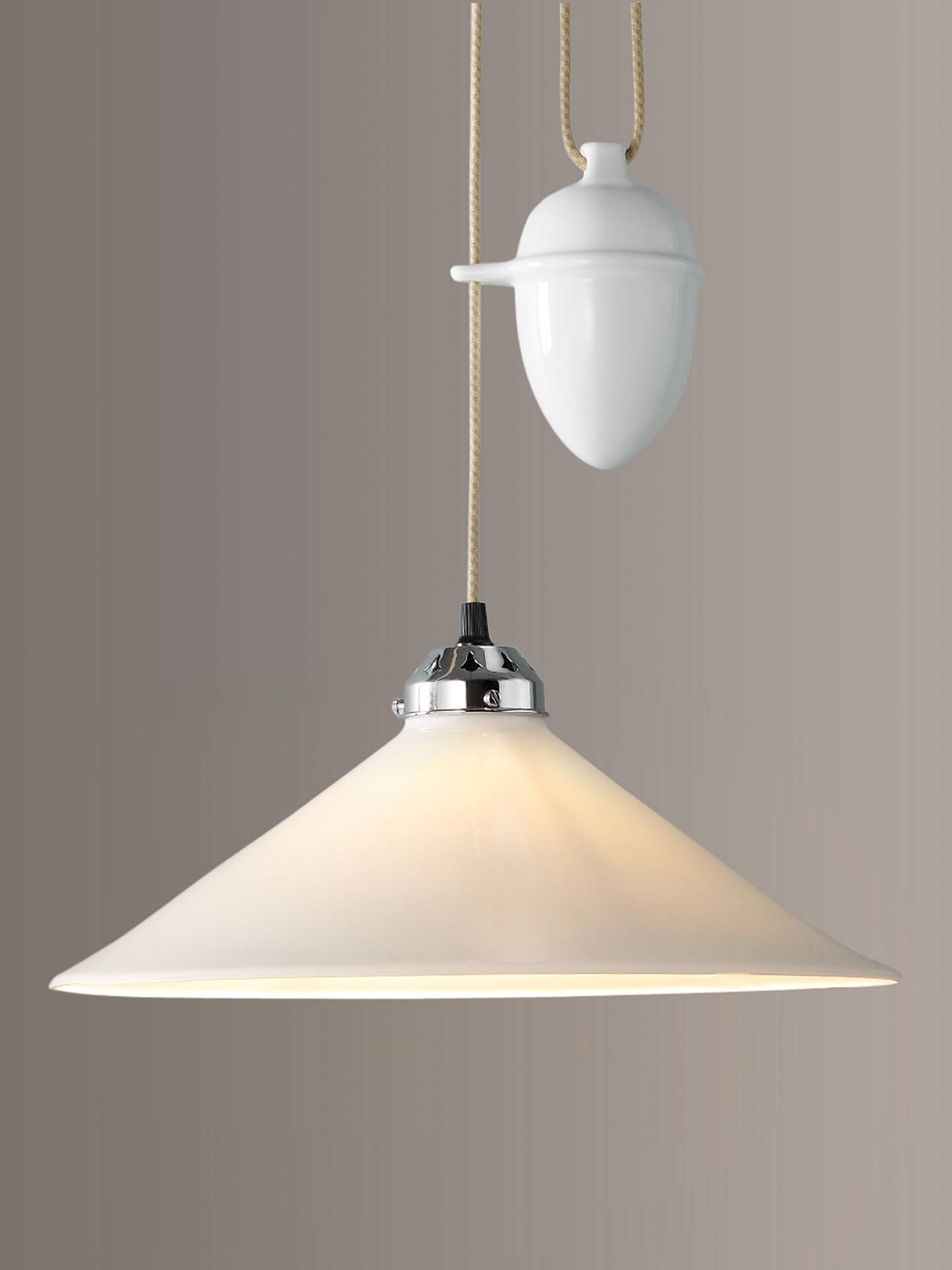 BuyOriginal BTC Cobb Ceiling Light Online at johnlewis.com