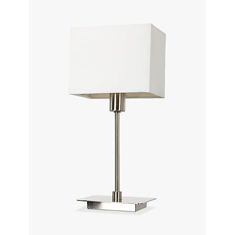 Buy John Lewis The Basics Ruby Lamp Duo Online at johnlewis.com