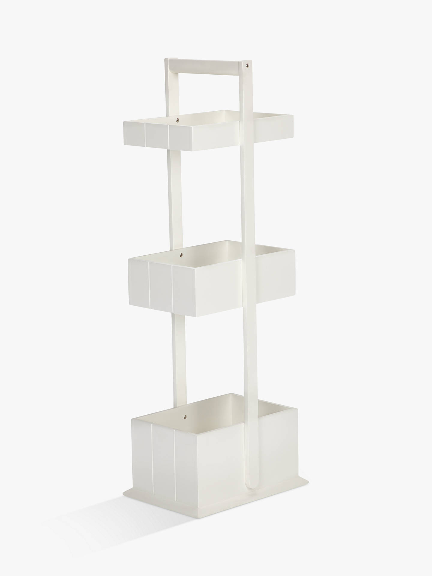 BuyJohn Lewis & Partners St Ives 3 Tier Bathroom Storage Caddy Online at johnlewis.com