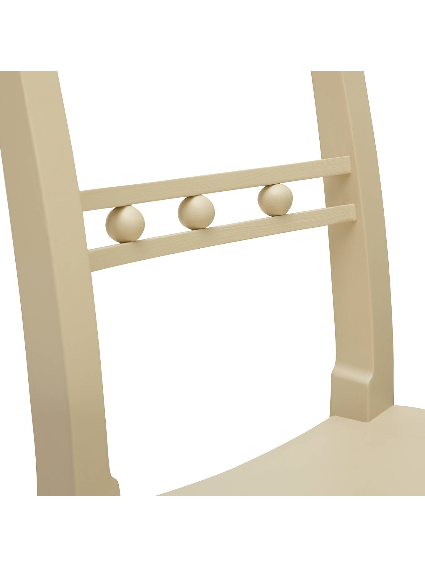 Buy Neptune Suffolk Dining Chair, Limestone Online at johnlewis.com