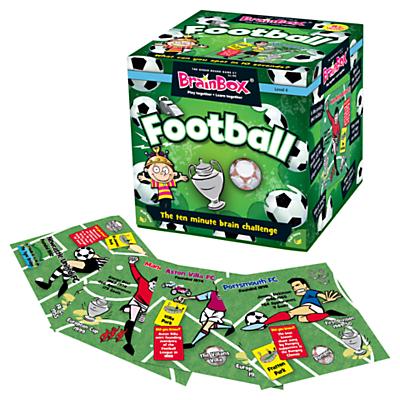 Image of BrainBox Football Memory Game