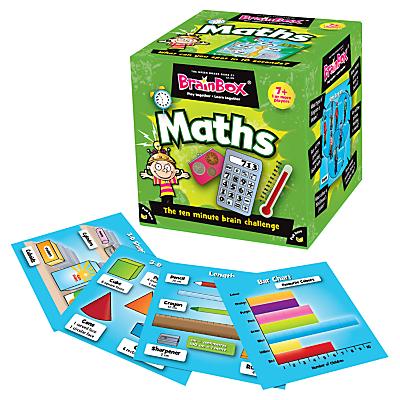 Image of BrainBox Maths Memory Game