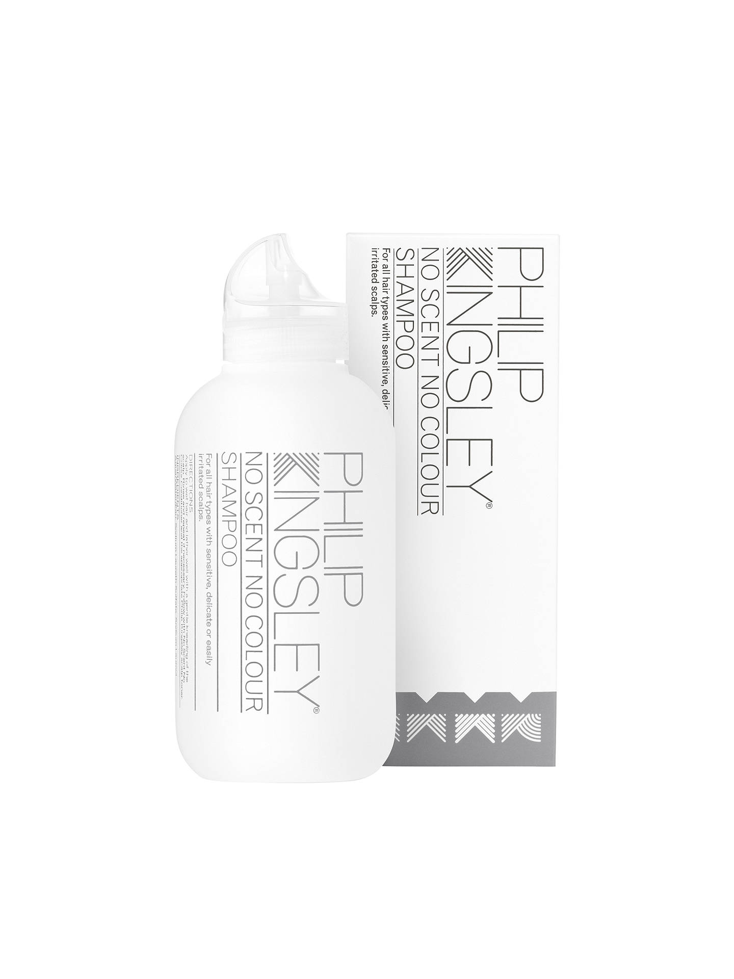BuyPhilip Kingsley No Scent No Colour Shampoo, 250ml Online at johnlewis.com