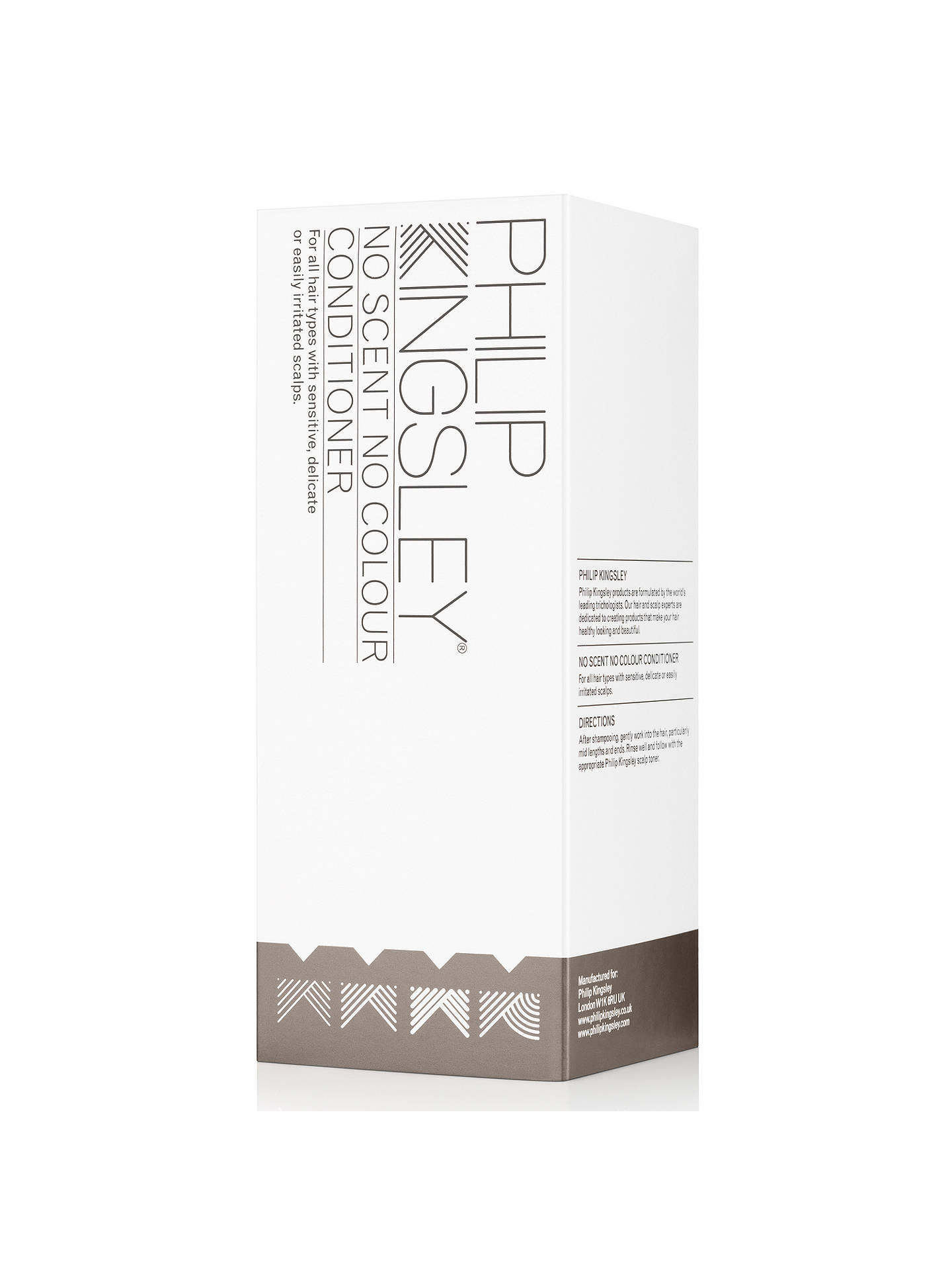 Buy Philip Kingsley No Scent No Colour Conditioner, 250ml Online at johnlewis.com