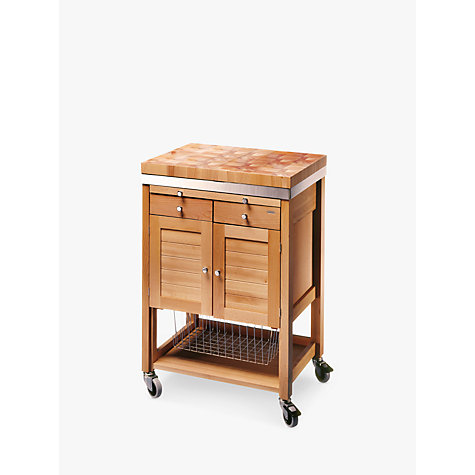 Buy Eddingtons Pewsey Butcher's Trolley Online at johnlewis.com