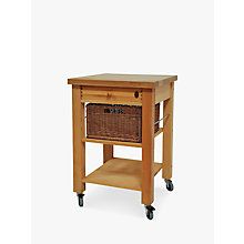 Buy Eddingtons Lambourn Butcher's Trolley, 60cm Online at johnlewis.com