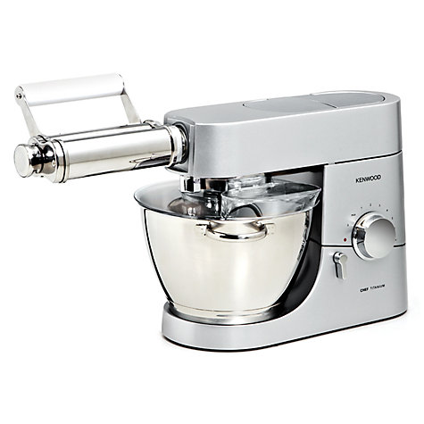 Buy Kenwood Chef AT970A Pasta Roller Attachment Online at johnlewis.com