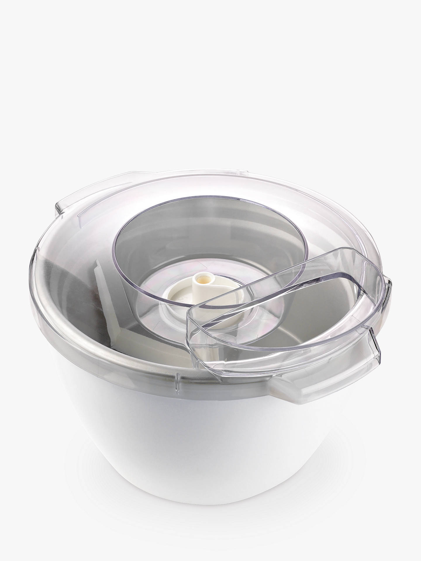 BuyKenwood Chef AT956A Ice Cream Maker Attachment Online at johnlewis.com