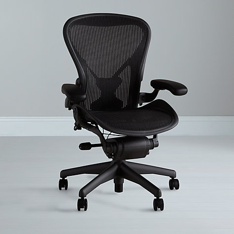 Buy Herman Miller Classic Aeron Office Chair Online at johnlewis.com