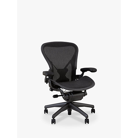 Buy Herman Miller Classic Aeron fice Chair line at johnlewis