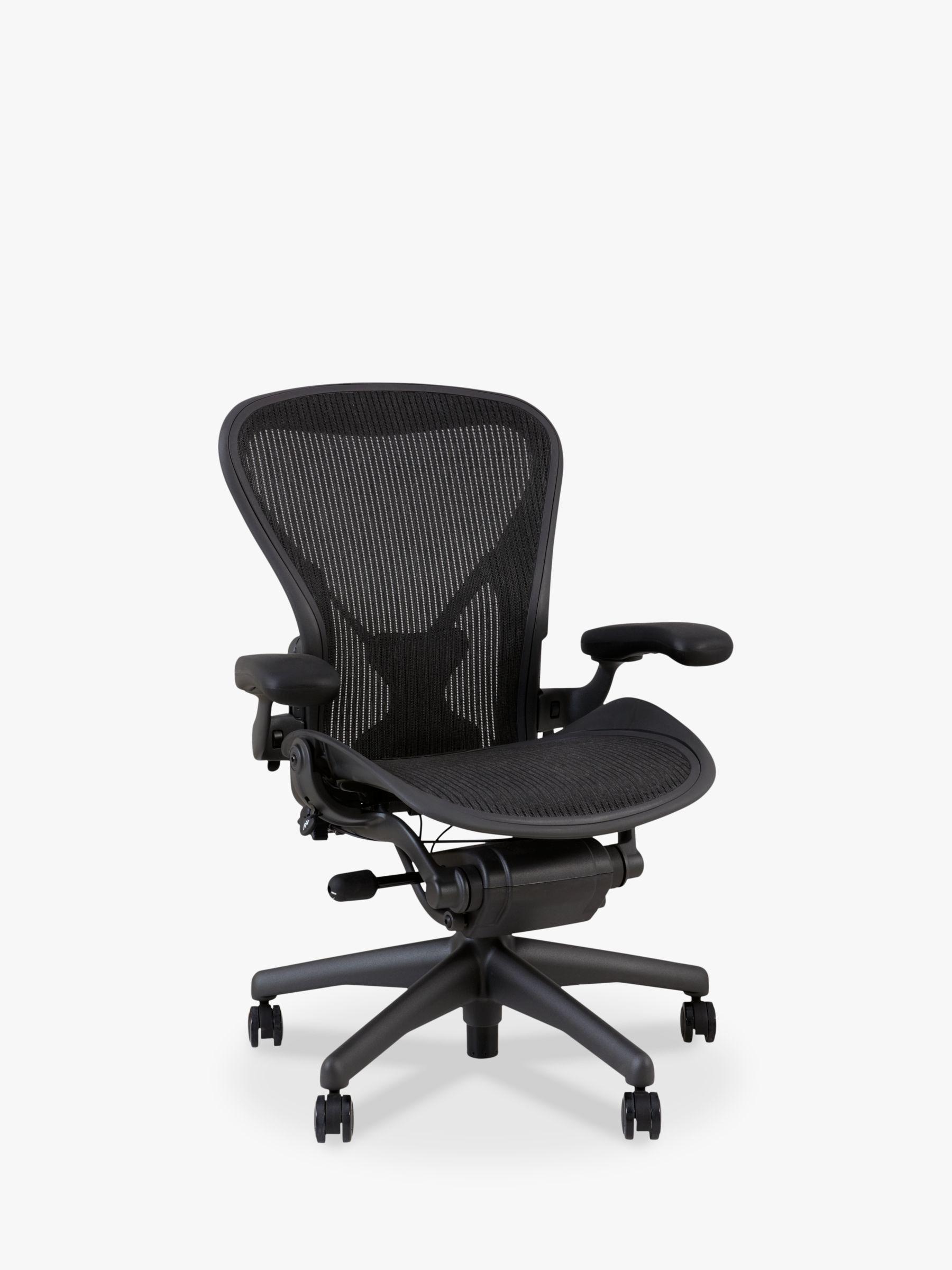 Buy Herman Miller Classic Aeron Office Chair John Lewis