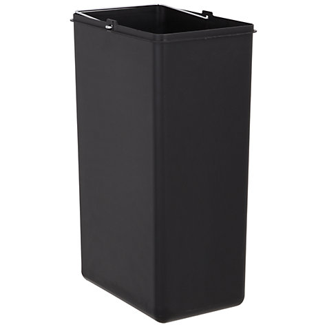 Buy simplehuman Semi-Round Pedal Bin, Brushed Stainless Steel, 10L Online at johnlewis.com