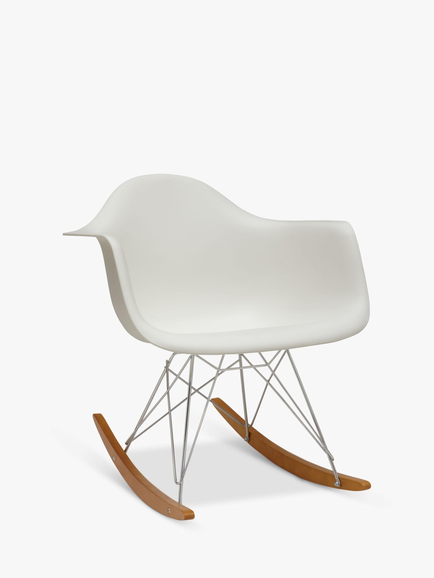 Vitra Vitra Eames RAR Rocking Chair, White