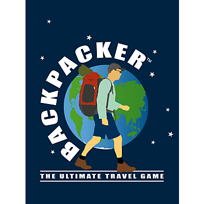 Image of Wild Card Games Backpacker - The Ultimate Travel Game