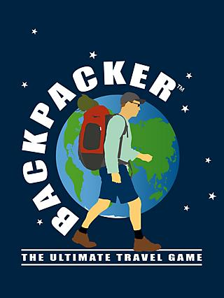 Wildcard Games Backpacker - The Ultimate Travel Game