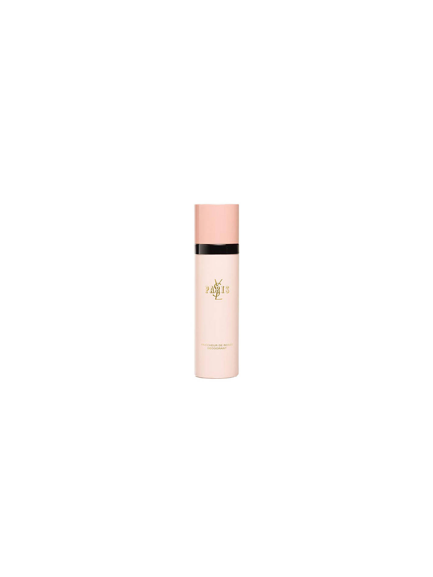 BuyYves Saint Laurent Paris Deodorant Natural Spray, 100ml Online at johnlewis.com